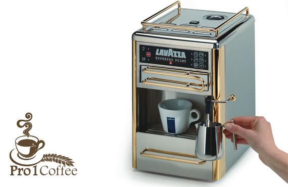 Illy single serve espresso machine